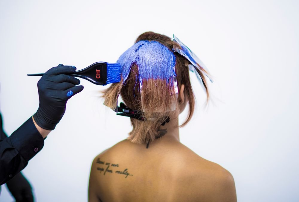 <p>COLOR 1: STEP 7 - Process Following CHI Blondest Blonde manual to achieve a level 8. Rinse, shampoo, condition, and blow dry.</p>