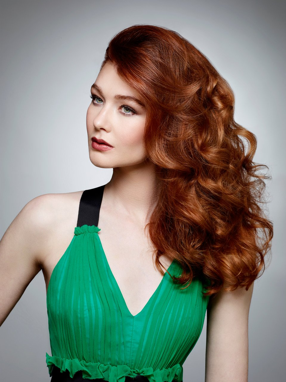 From Blonde to Red: Simple Steps For a Big Change - Color