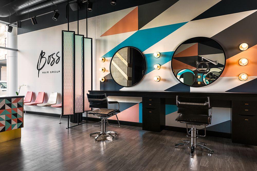 Salon Station Area