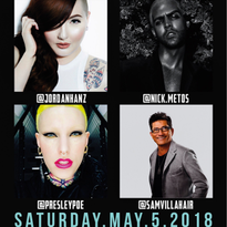 Sam Villa Will Present at Breaking Into Beauty Conference