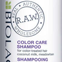 Matrix Launches Biolage R.A.W. Color Care
