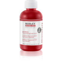 Improve Scalp Health with Bosley Professional Strength's Bos-Renew Rejuvenating Scalp Scrub