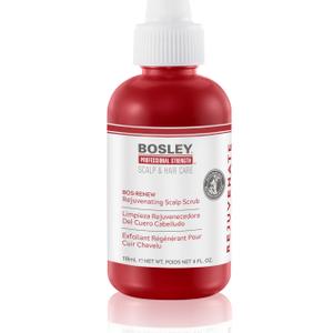 Improve Scalp Health with Bosley Professional Strength's Bos-Renew Rejuvenating Scalp Scrub
