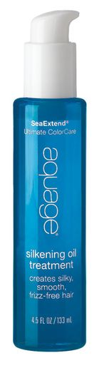 Offer salon products for smooth hair