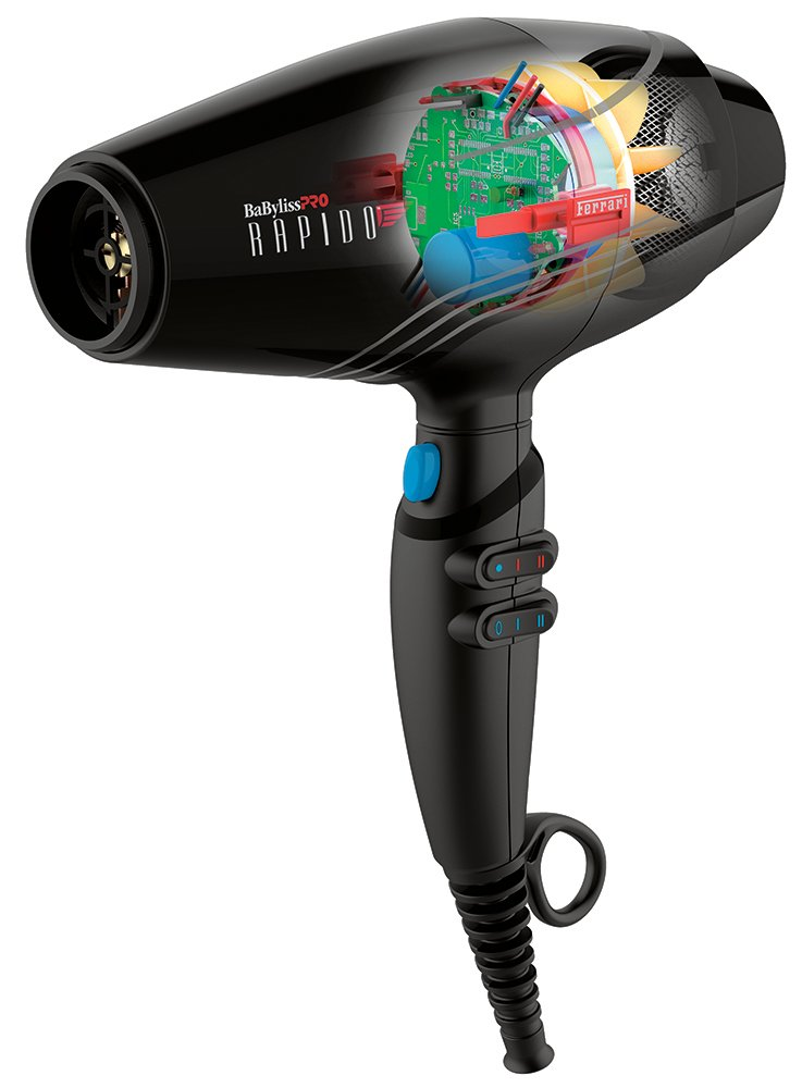 BaBylissPRO Rapido Hair Dryer