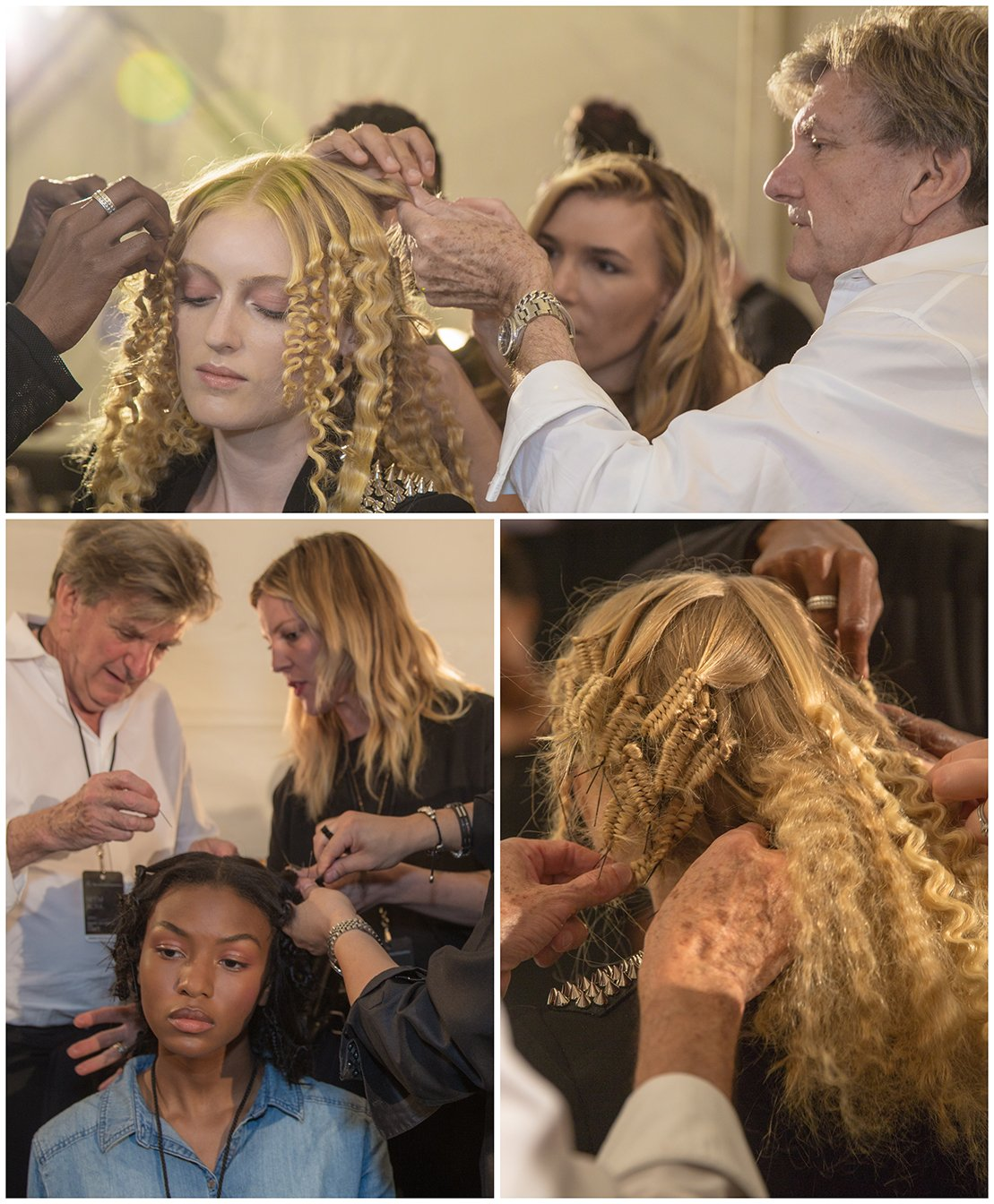 """HOW-TO: Create Frothy Curls With """"Disco"""" Texture"""