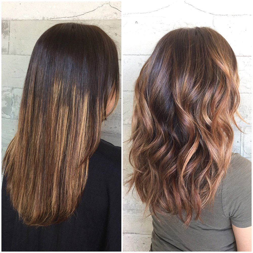 COLOR CORRECTION: Fixing an Ombre With Brassy Streaks