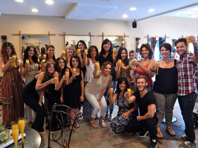 Bamboo Salon Wins SALON TODAY's Total Makeover Competition