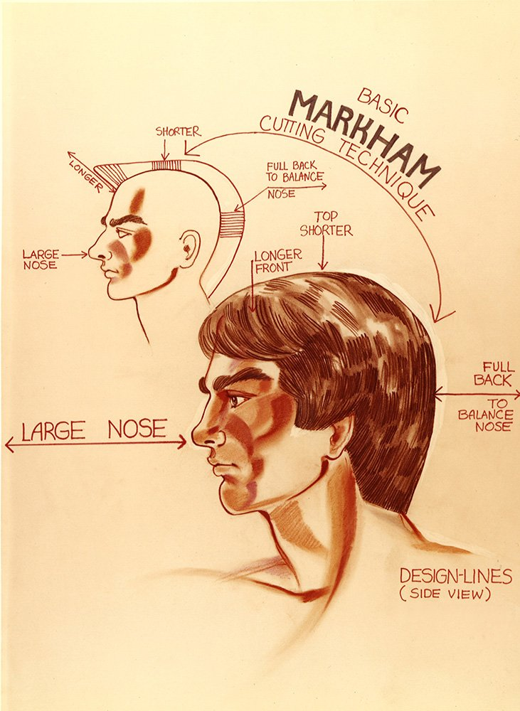 How Hair Growth Patterns, Face Shape and Facial Features Influence Your Male Client's Haircut