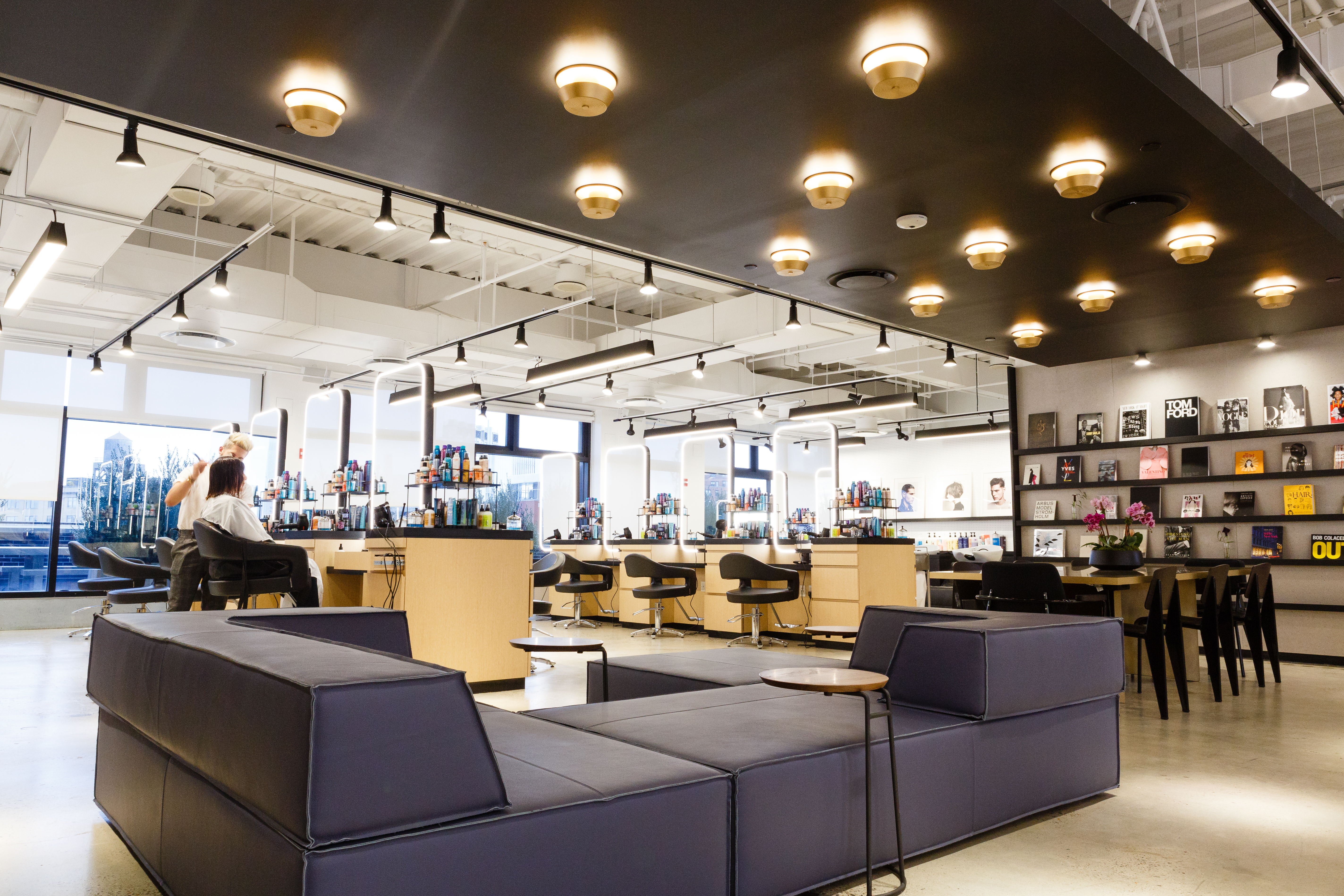TOUR: The New Bumble and bumble Meatpacking District Salon in NYC