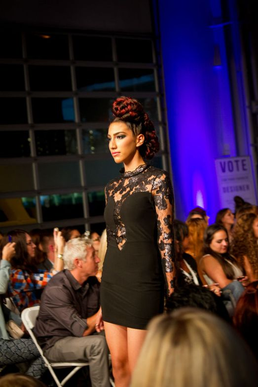 Bellus Academy Showcases Talent At San Diego Fashion Week Events Salon Today