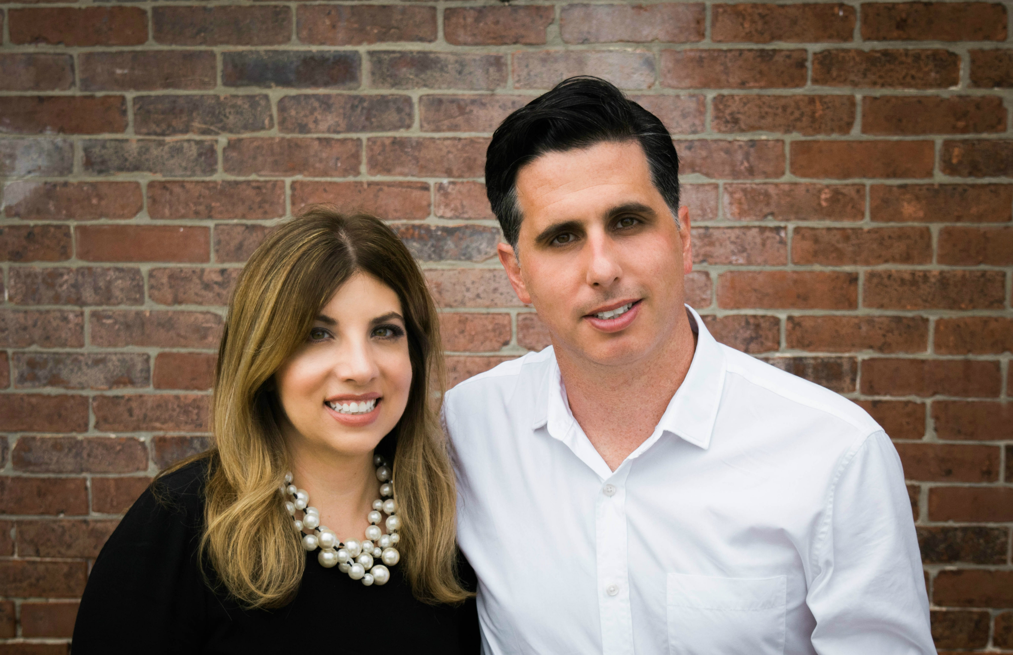 Alicia and Christian Blazevich, owners of Bespoke Beauty Bar in Wexford, PA.