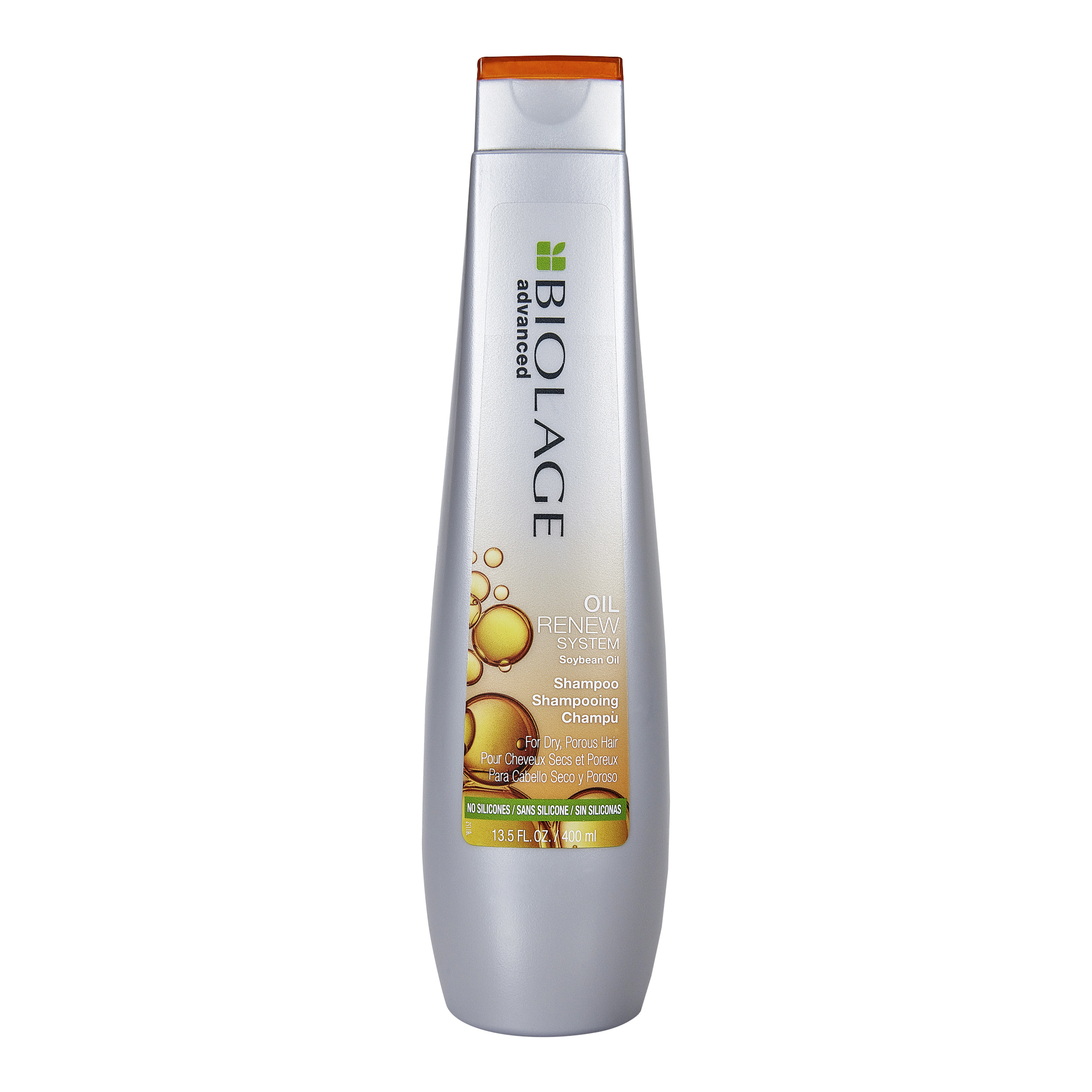 Treat Dry Hair with Biolage's New Advanced Oil Renew System