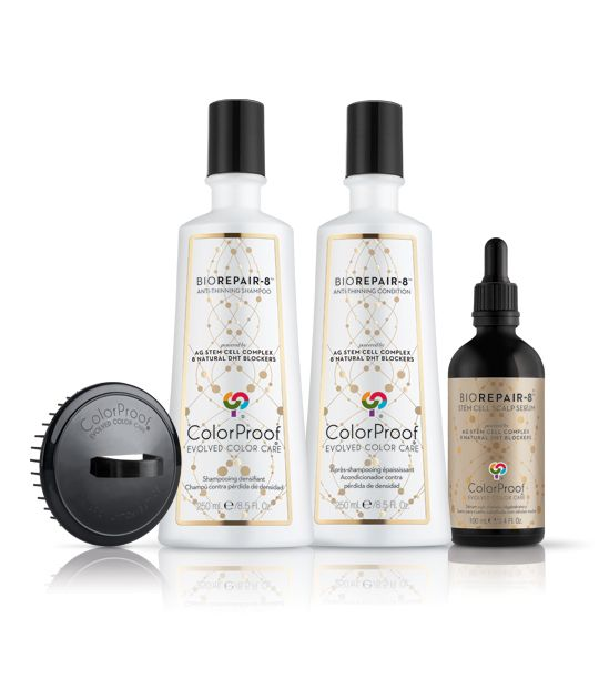 <strong>ColorProof's BioRepair-8 Anti-Aging Scalp &amp; Hair Therapy System</strong>