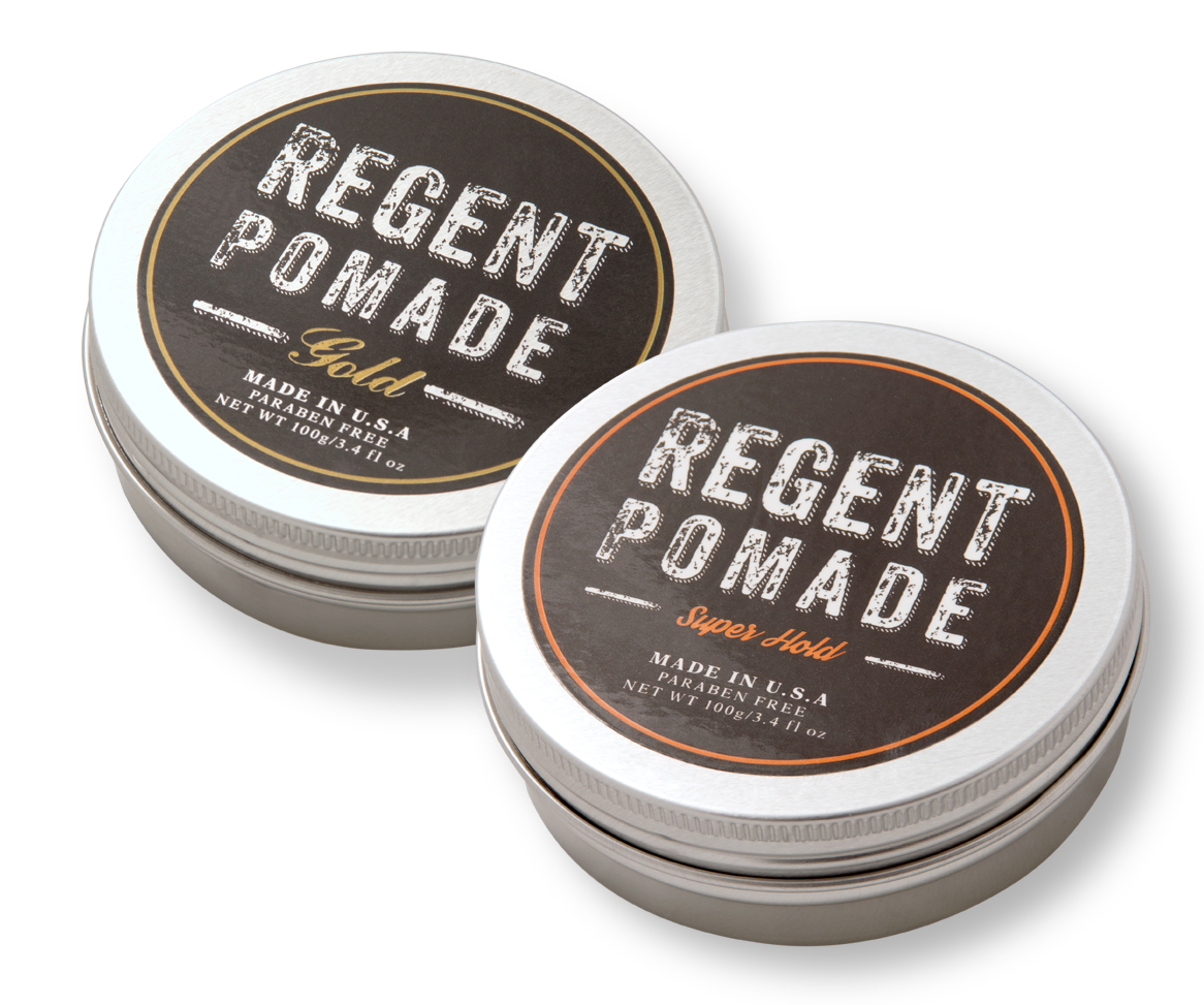 Bioken Introduces Regent Pomades