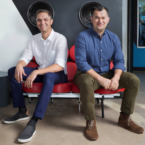As a test pilot salon for Facebook's Workplace program,Birds Barbershops' Michael Portman and...