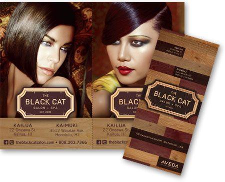 Branded Salon Materials