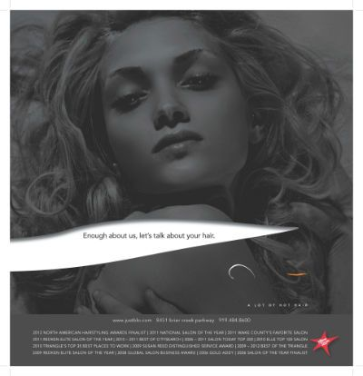 2013 STAMP Print Ad Winner: Blo