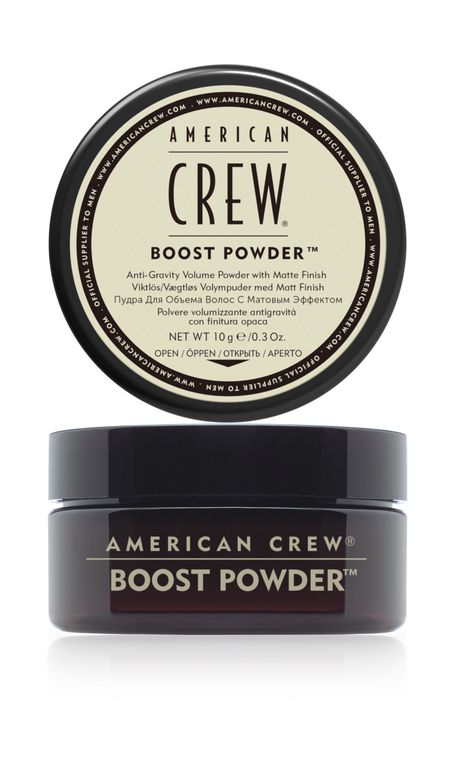 <p>Use Boost Powder to lift longer hair at the roots.</p>