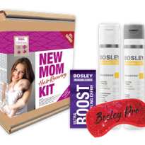 Bosley Professional Strength Creates New Mom Hair Recovery Kit