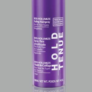 Bosley Professional's New BosVolumize Styling Hairspray