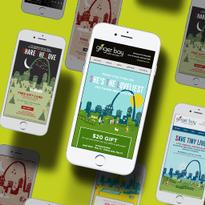 STAMP 2018: Re-Branding Through Marketing Illustrations