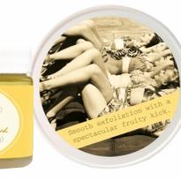 New Brandy Pear Sea Salt Body Polish by Farmhouse Fresh