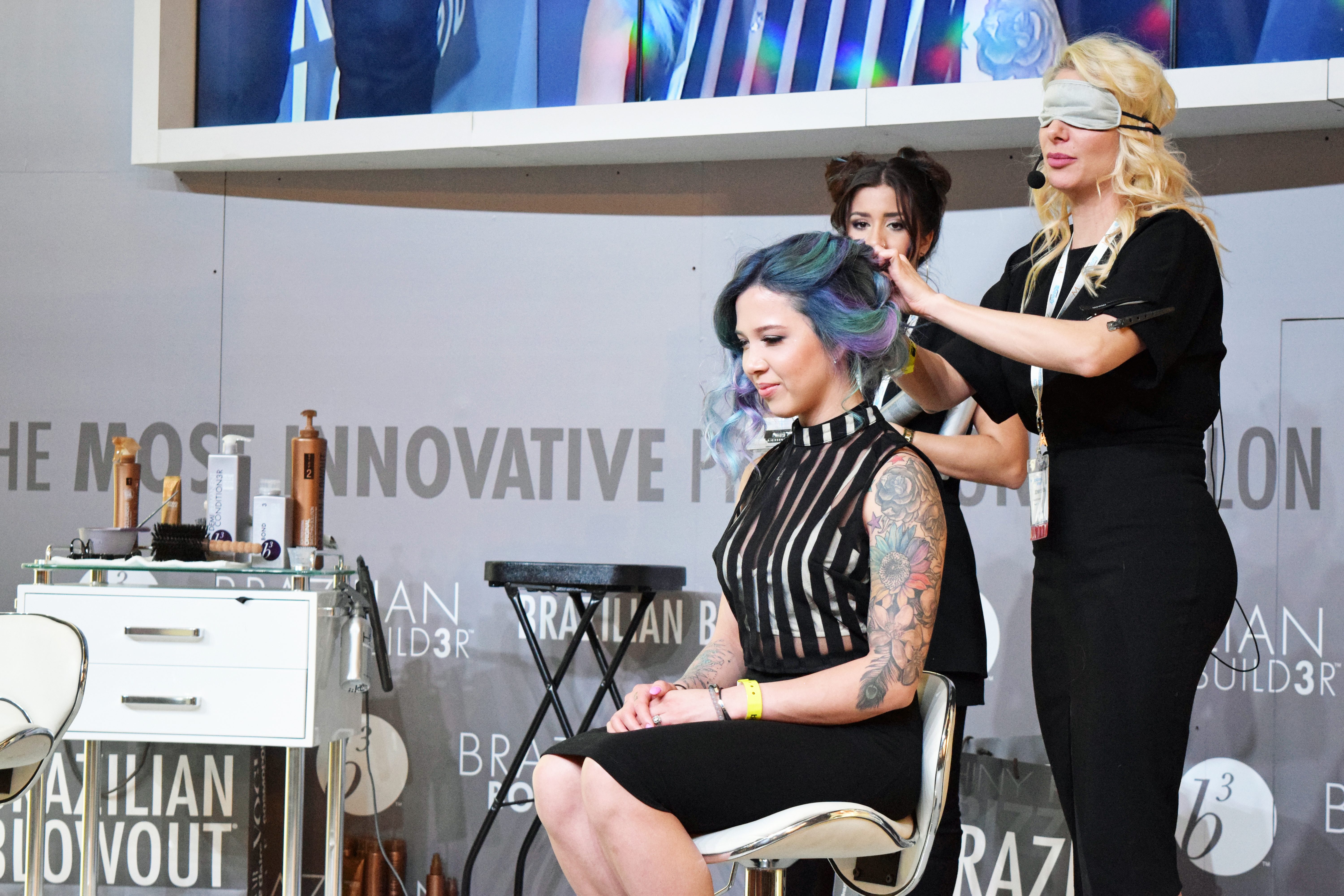 Photo Gallery: International Salon and Spa Expo Long Beach 2017