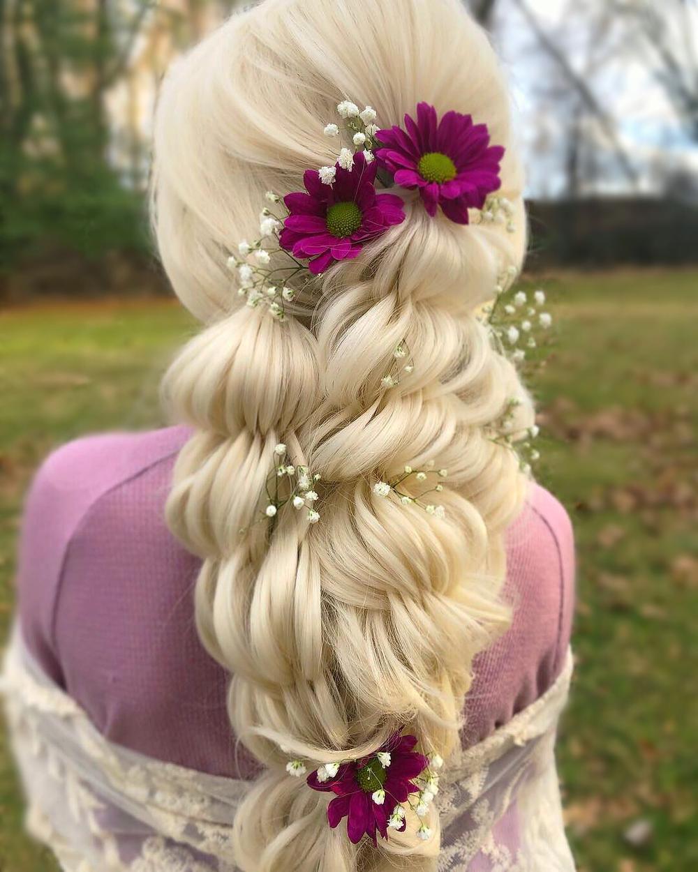 Natalie Thomas, @Bridal_bynatalie, Best Braid