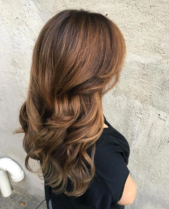 <p><strong> #bronde - </strong><strong>265,000 tags:</strong></p> Ah, the bronde. That dreamy halfway point between blonde and brown that looks like it just stepped off a private jet. Done well, a beautiful bronde looks expensive, effortless and oh-so Instagram-worthy.