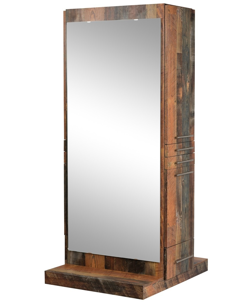 Buy-Rite Beauty's Omni Distressed Double Styling Station