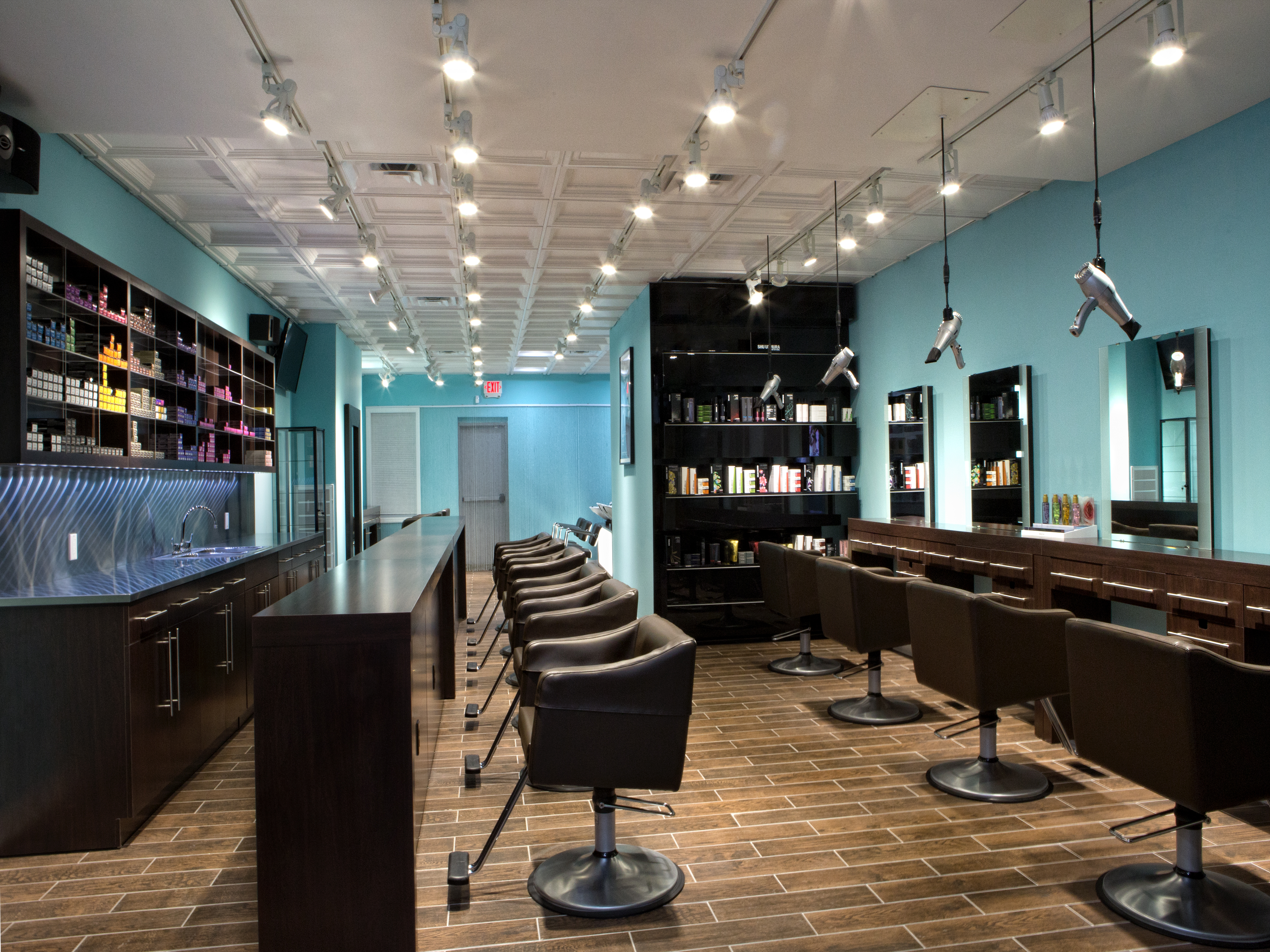 Salon Tour: Colour Bar Hair Colour Specialist