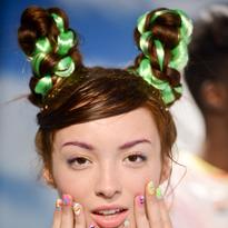 NYFW:  My Little Pony Nails by China Glaze at Degen