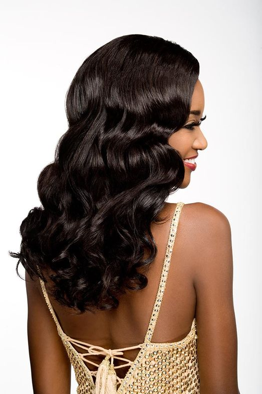 This gentle relaxer system allows for double and triple processing in one day.