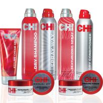 7 New CHI Styling Products