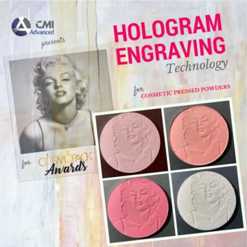 COSMOPACK: CMI Advanced. Hologram Engraving Technology