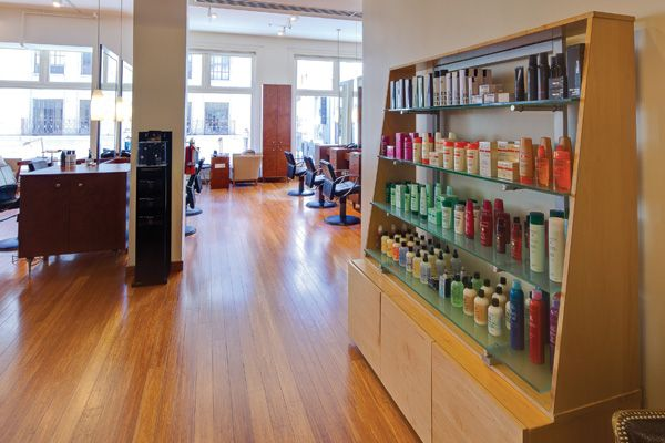 Design: Joseph Cozza Salon