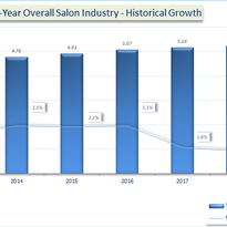 State of the Salon Industry: New Study Details Factors Leading to Low-Growth