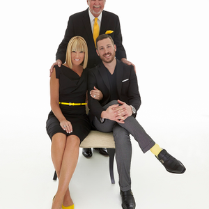 Jamison Shaw, Candy Shaw and Jamison Shaw Codner of Jamison Shaw Hairdressers in Atlanta, have...