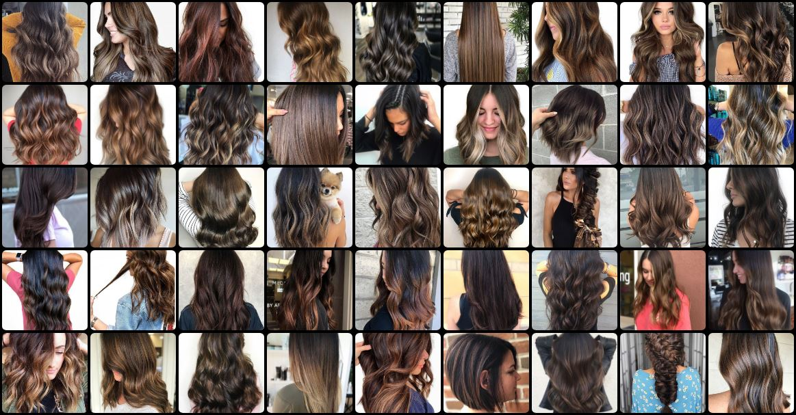 45 Brunette Looks We're Falling for this Season