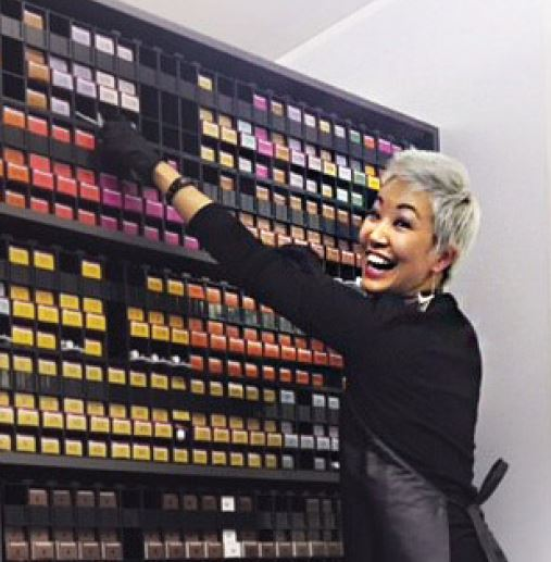 Advice and Tips from Hair Painting Artist Caroline Kim