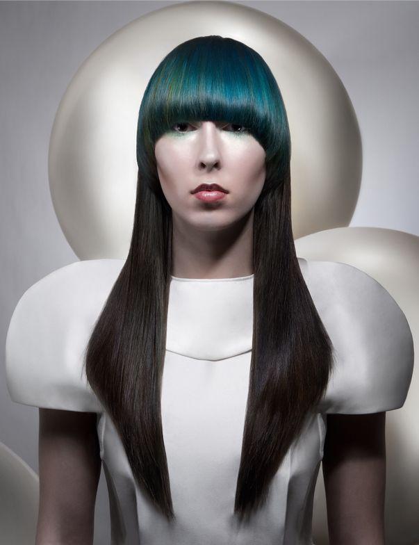 Caroline Robitaille - Haircolor