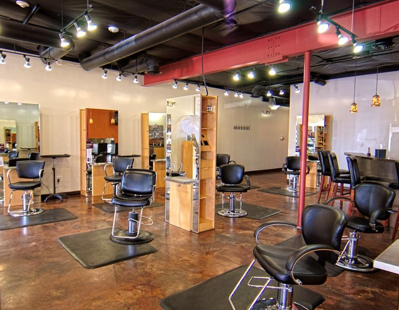 An inside look at the Centre Salon and Spa in Lakewood, Colorado.