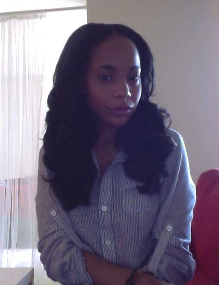 July 2012- I am still wearing partial sew-in extensions. My leave out sections have reached chin length and are able to blend very well. No relaxer.