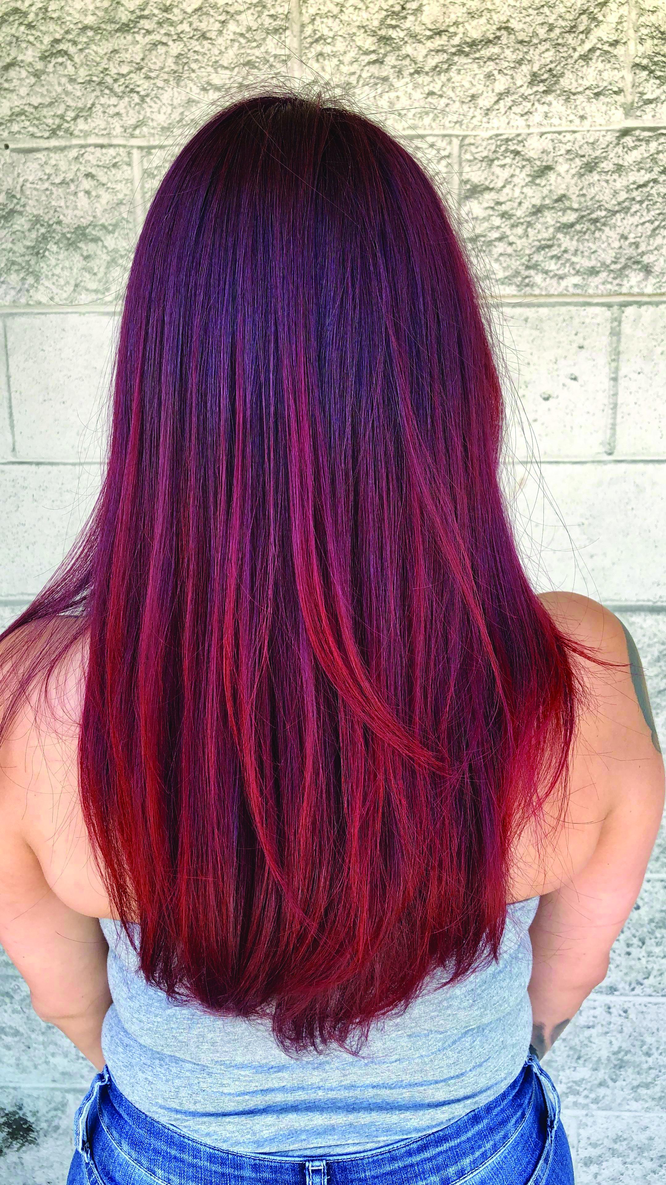 Hair: Anita Gutierrez