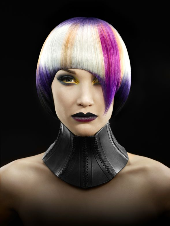 <strong>ColorAmerica Colorist of the Year: </strong>Chrystofer Benson, CBC Chrystofer Benson Collective, Ogden, UT