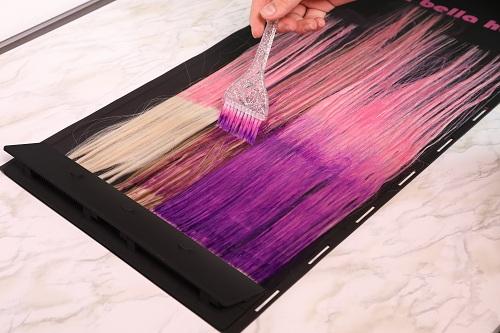The Donna Bella Color Mat