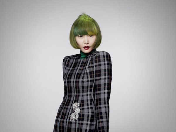 A key look from the REMIX COLLECTION