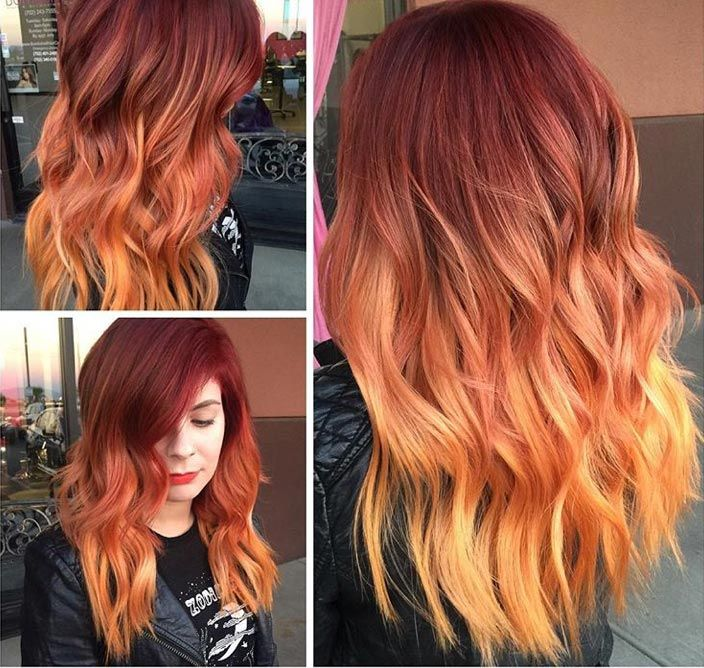 <p><strong>#colormelt - </strong><strong>455,000 tags:</strong></p> Colormelting is just another variation of the original ombre trend—of course with some differences. First, it's made up of three or more colors and the ones that you use must be similar in, or of, the same color families. With this trend, you will notice overlapping colors for a seamless look. Check out this hashtag; photos range from dark to light or from light to dark.