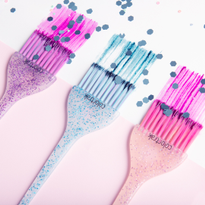 Colortak's Introduces Colours Glitter Tint Brush Collection
